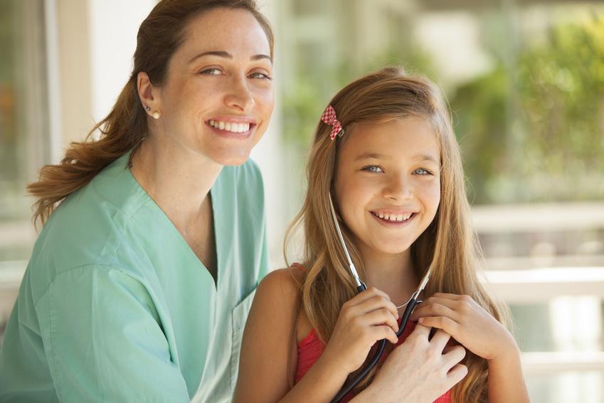 保育園の看護師は第一に子供が好きである必要があります。