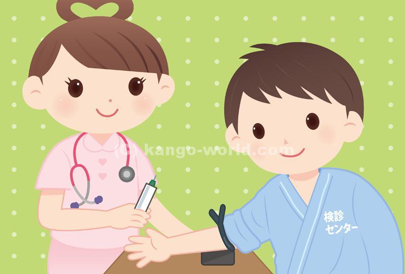 健診センターも、腰痛持ちの看護師さんにおすすめの職場です。