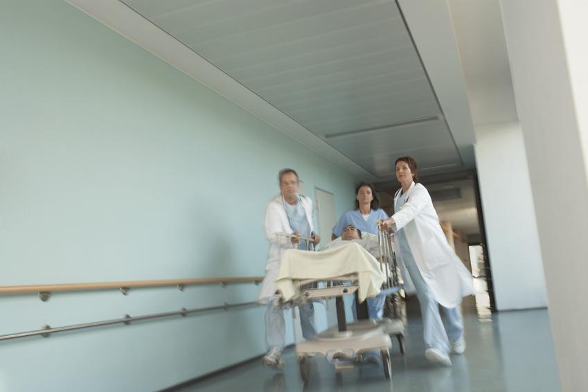 短気でテキパキ動ける看護師が重宝される事も多い