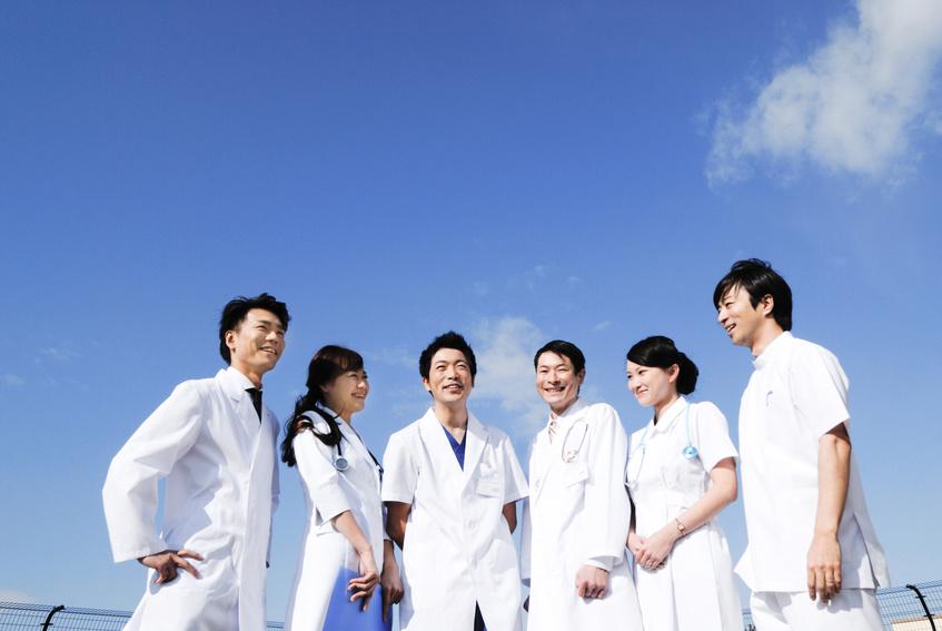 男性看護師が多い職場で働くことで悩みを解決することができます。