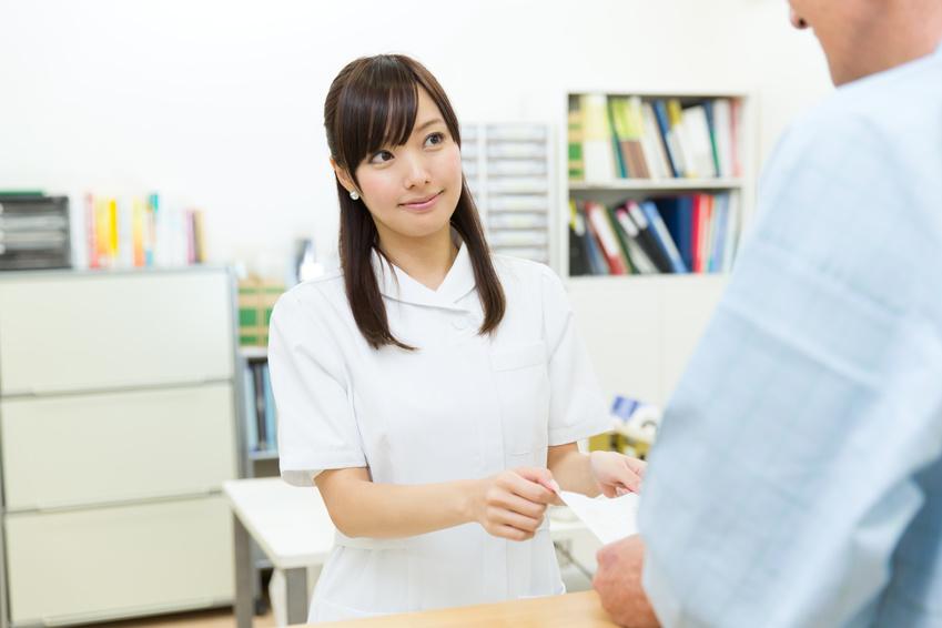 ナースステーションは患者にとっては医師や看護師との接点となります。