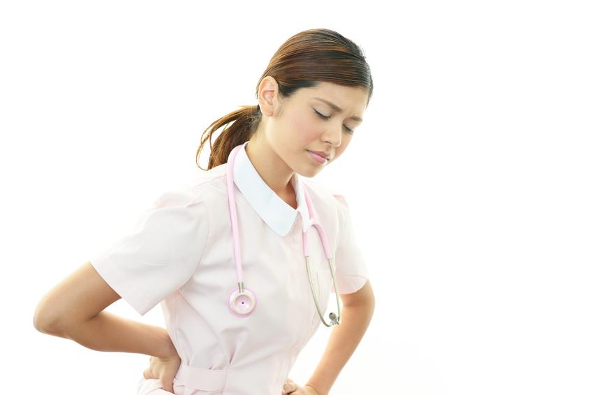 看護師の腰痛 緊急対処法5つ、改善&予防法8つ、おすすめ転職先8つ!