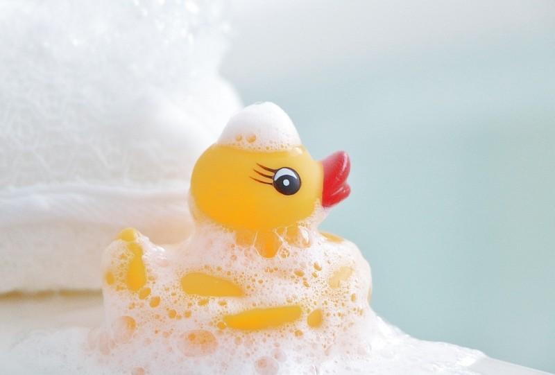 入浴はシャワーか、ぬるめのお湯で短時間で済ませる