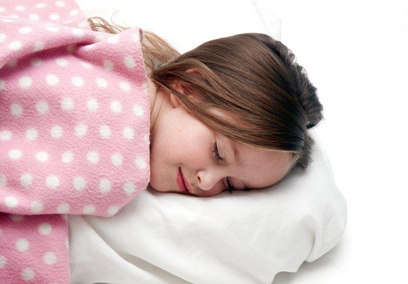 風邪を治すためにしっかり寝る